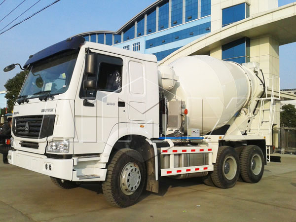the most effective truck mounted concrete mixers