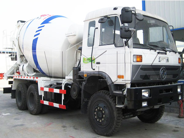12m³concrete batching truck