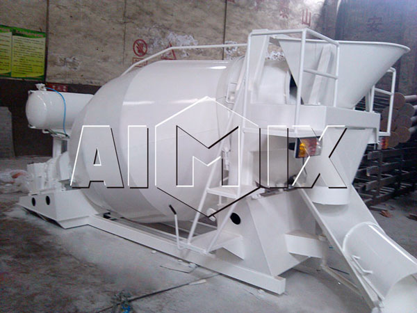 3m³ concrete mixer drum