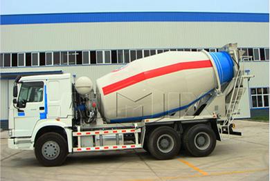 big concrete mixer truck for sale