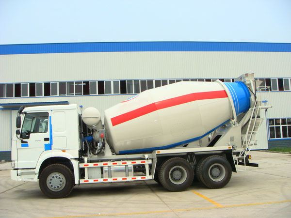 new cement mixer truck for sale
