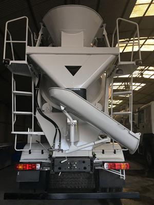 Mini Truck Concrete Mixer
