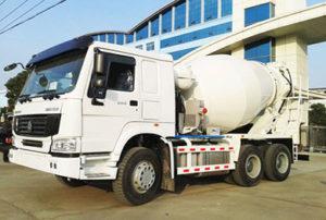 ready mix cement trucks