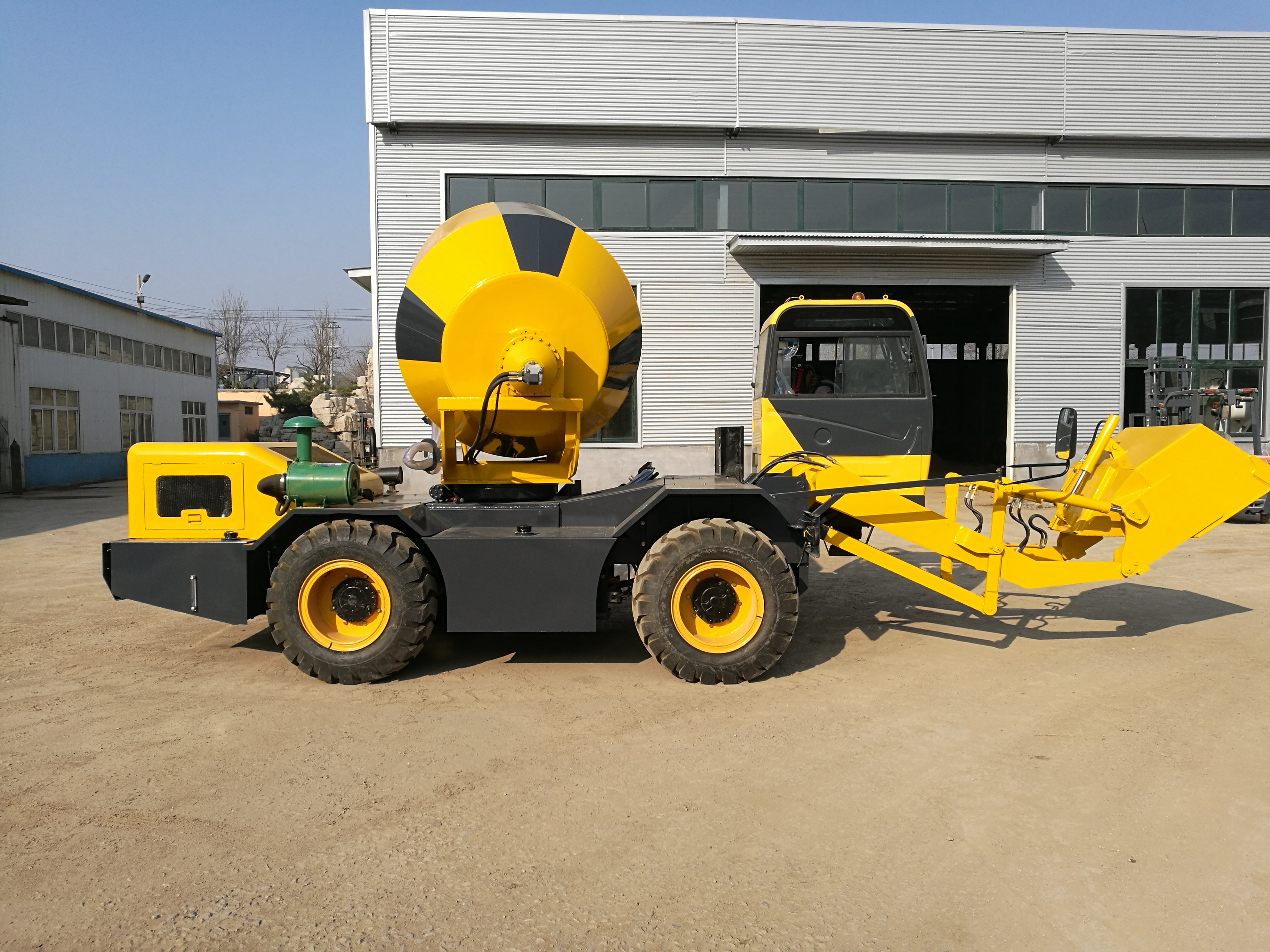 self loader truck for sale