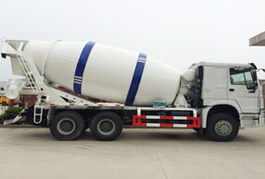 ready mix concrete mixer trucks