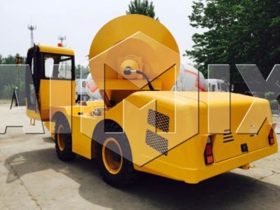 self loading transit mixer