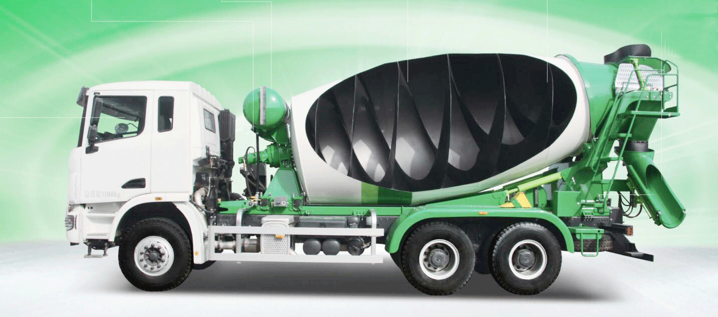 Concrete Mixer Truck Capacity - Various Specifications And